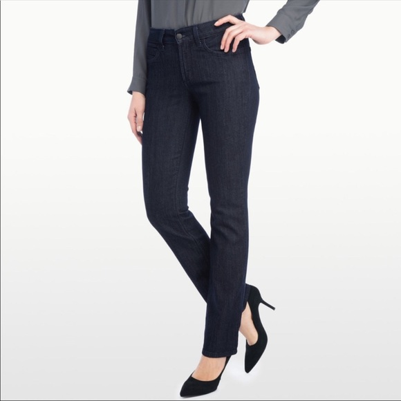 NYDJ Denim - NYDJ Marilyn Straight Lift Tuck Technology Jeans